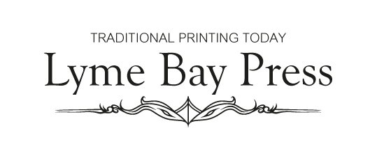 Lyme Bay Press - Letterpress Supplies