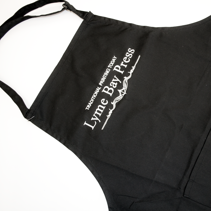Lyme Bay Press Apron