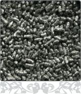 Letterpress Bronzing Silver