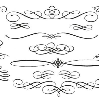 Calligraphic Flourishes 2