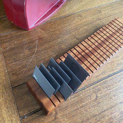 Sapele Drying Rack
